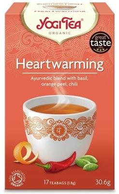 Чай Радость Жизни Heartwarmi (17x1,8 ) Yogi Tea