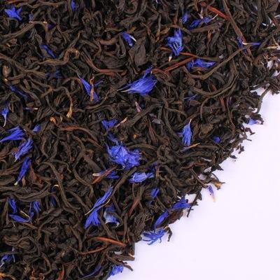 чай черная EARL GREY BLUE - 100г - bławatkie