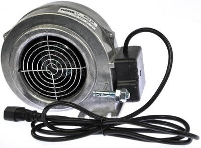Dúchadlo, ventilátor pre kotol pece s podávačom