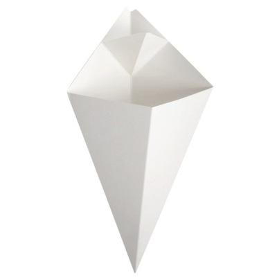 конверт НА ЧИПСЫ С СОУСОМ, 200 мл Белый (25 ) RED PLAST