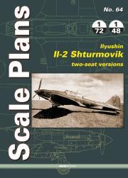Scale Plans No. ?????????? Четыре . Il-2 Shturmovik