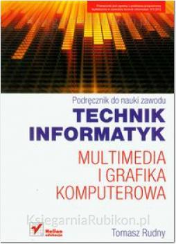 Multimedia i grafika komputerowa HELION Rudny jkl
