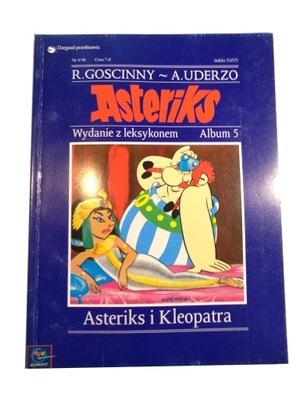 ASTERIKS - ASTERIKS i KLEOPATRA 1998 r.