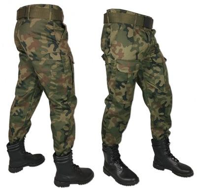 Spodnie Wojskowe BOJÓWKI GROM wz93 ORYGINAŁ MORO M