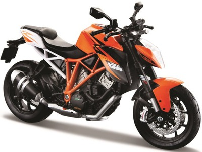 KTM 1290 супер DUKE R мотоцикл модель 1 :12 Maisto