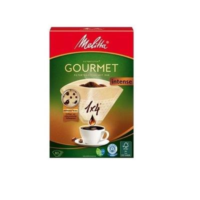 Фильтры бумажные Melitta Gourmet Intense 1 ×4 /80