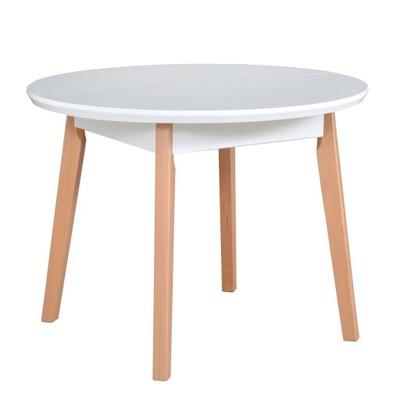 стол Белый ?????????? скандинавский OS 4 100 /130 см