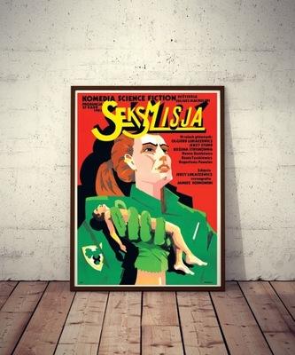 Плакат дело было в Штуре Michnikowski реж. Machulski