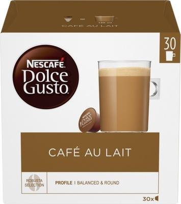 Nescafe Dolce Gusto кофе Café au Lait 30 капсул
