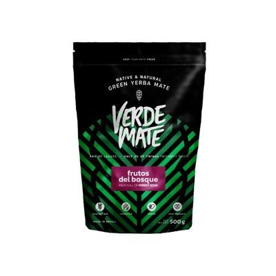 Yerba Verde Mate green Frutos del Bosque Ноль ,5кг