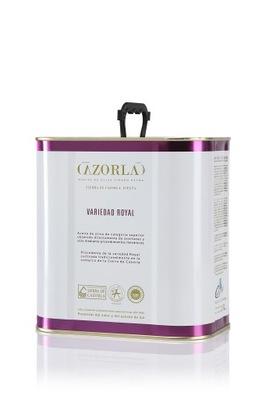 CAZORLA ROYAL hiszpańska oliwa Extra Virgin 2,5L