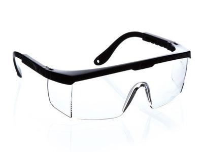 очки ОЧКИ защитные бесцветные ИЗ ПОЛИКАРБОНАТА охраны ТРУДА