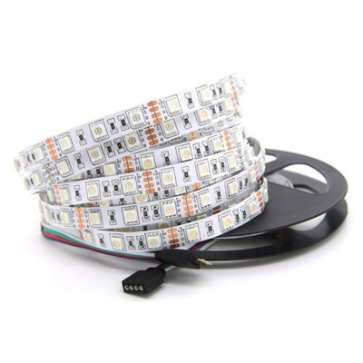 лента RGB Планка LED цветная 300 SMD 5050 5м