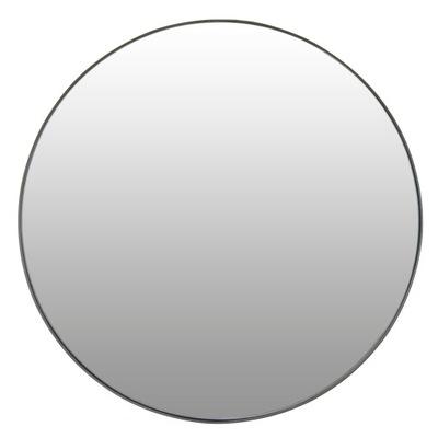зеркало Круглые настенные металлические ср. 60cm черные