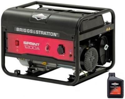 Приводимый в действие BRIGGS&STRATTON SPRINT 1200A + подарки