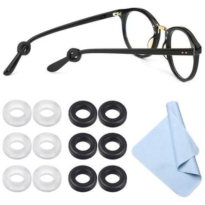 Uchwyt Okulary Stopery Okularów Końcówki Zauszniki