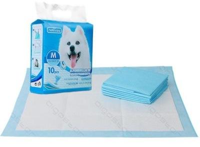 ПОДКЛАДКА собака коврик впитывающая изучение 60x40cm 10шт.