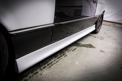 BMW E36 WZÓR E46 M-PAKIET ПОРОГИ DOKŁADKI PROGOWE