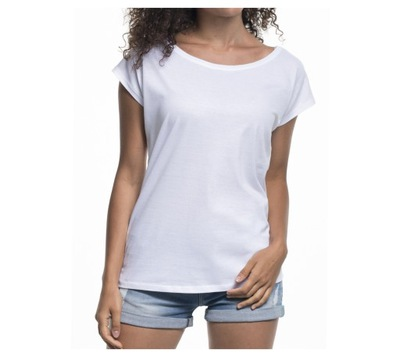 Koszulka T-SHIRT damska OVERSIZE luźna KOLORY M