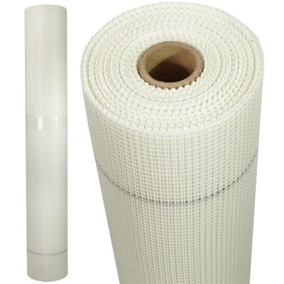 MRIEŽKY pre flush inštaláciu na stenu FASÁDY, 145g/m2 ZÁKLADNÉ 50m2