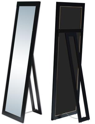 БОЛЬШИЕ зеркало в раме стоящие 160x50 чердак черные микс