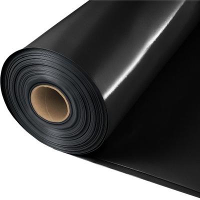 пленка 2x50 черная ИЗОЛЯЦИОННАЯ СТРОИТЕЛЬНАЯ Ноль ,2 Ноль ,20мм