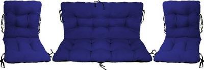 Подушки на мебель Ротанг РОТАНГА комплект 2 +1 CHAB