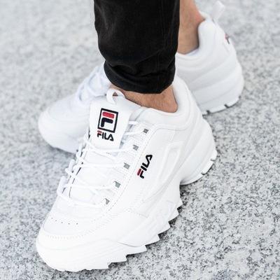 Buty męskie sneakersy Fila Disruptor Low 1010262 1FG