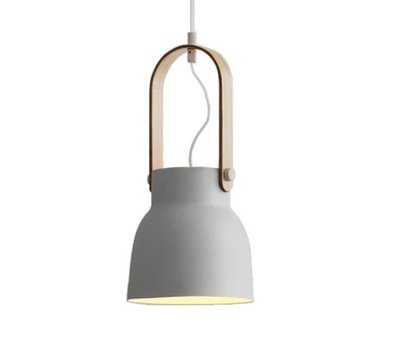 Stropné svietidlo prívesok žiarovka E27 SCANDI 2 FARBY