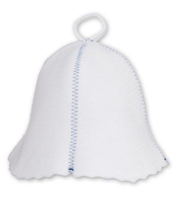 САУНА шапка войлок белая ??? САУНУ - 3 размеры