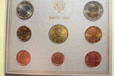 KMS EURO WATYKAN 2003 PAPIEŻ JAN PAWEŁ II darklis