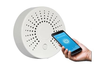Датчик дыма Нео Wi-fi Сигнализация высокое температуры