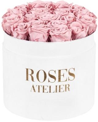 WIECZNE RÓŻE Flower Box 21 róż by Roses Atelier