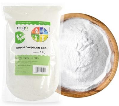 Пищевая СОДА Пищевая, Бикарбонат Натрия 1кг