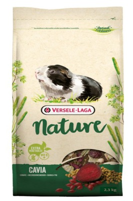 Versele Laga Cavia Prírodné krmivo pre PRASIATKA 2,3 kg.