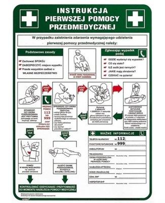 Инструкция по оказанию первой медицинской помощи