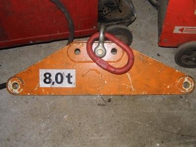 Подвеска 8T DMG