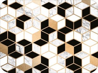 instagram KORKOWA 30x40 НА стол Узор  геометрический