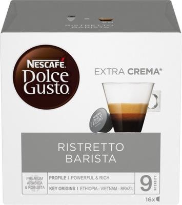 Ристретто Barista Nescafe Dolce Gusto 16 капсул