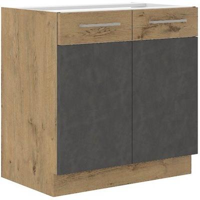 Шкаф кухонная Ovido Графит 80 под ??????????