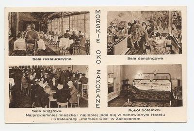 ZAKOPANE TATRY-HOTEL MORSKIE OKO KRUPÓWKI-4 OBRAZK