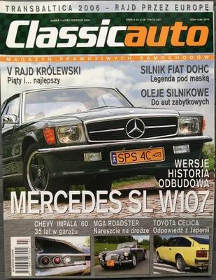 CLASSIC АВТО NR 4 LIPIEC-SIERPIEN 2006 MERC W107