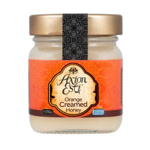 Мед из цветов апельсина 450 мл. Греция .