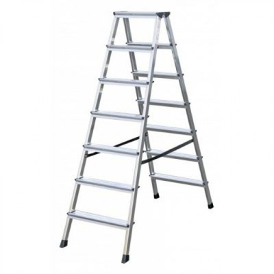 KRAUSE DOPPLO hliníkový Rebrík 2x7 3.05 m 120434