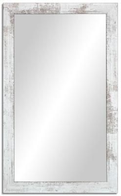 Zrkadlo - Lustro w stylu shabby 80x60 cm skandynawski