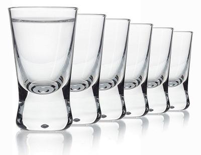 Бокалы для водки Х 25 мл BASIC 6 штук