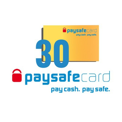 PaySafeCard 30 zł