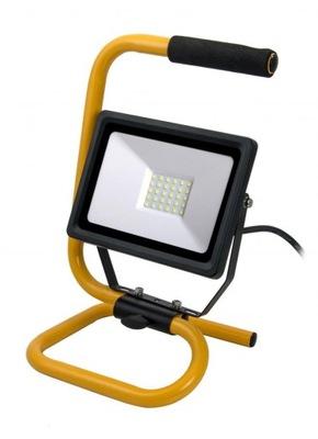 Halogénové, čierna, práca lampa LED SMD 30W
