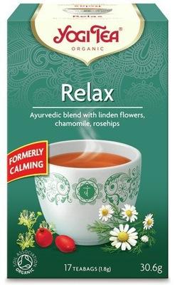 Чай Relax (17x1,8 ) Yogi Tea