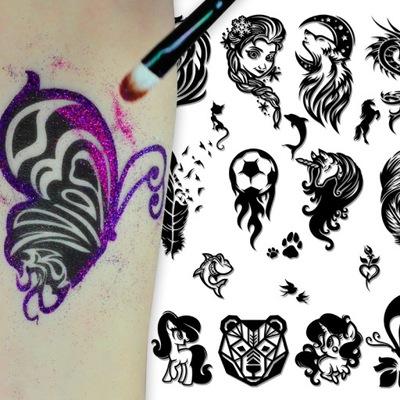 Henna Do Tatuaży Tatuaż Z Henny Gratis Wzory 1164634632